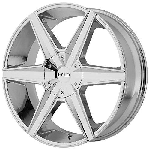 Helo HE887 Chrome Wheel  (20x8.5