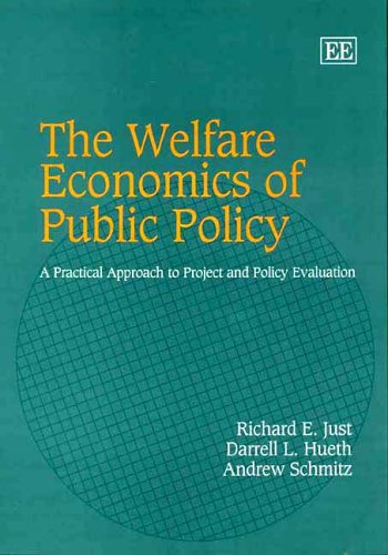 The Welfare Economics of Public Policy: A Practical...