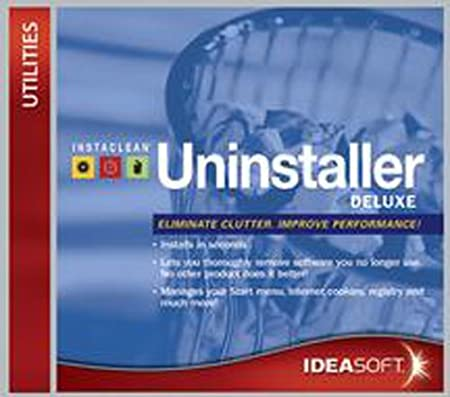 Ideasoft Instaclean Uninstaller