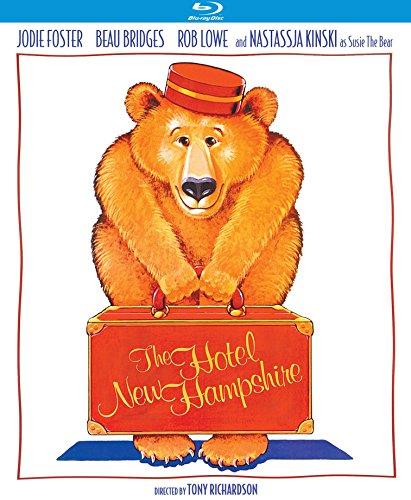 Hotel New Hampshire, The (1984) [Blu-ray]