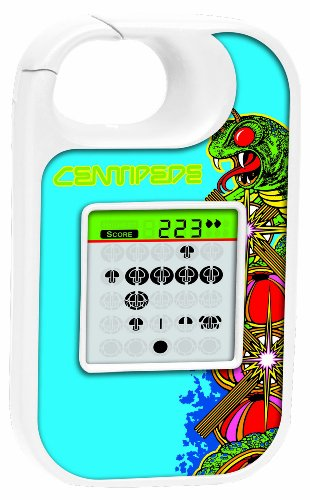 Atari Centipede Electronic Carabiner Game (Centipede Game compare prices)