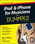 iPad and iPhone For Musicians For Dum...