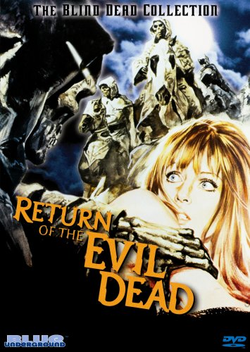 Return of the Evil Dead [DVD] [1973] [Region 1] [US Import] [NTSC]