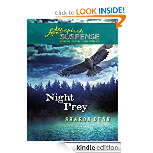 Night Prey (Love Inspired Suspense) Sharon Dunn
