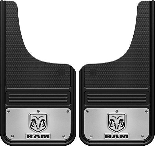 Gatorback Dodge Ram Truck Mud Flaps - Rear Pair (Mud Flaps Ram compare prices)