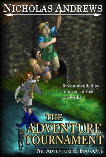 E-book - The Adventure Tournament by Nicholas Andrews