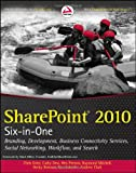 img - for SharePoint 2010 Six-in-One book / textbook / text book