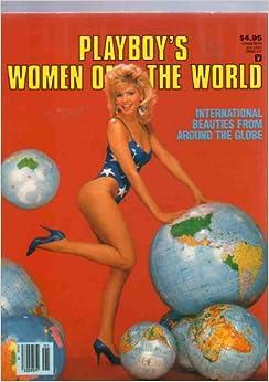 Amazon.com: Playboy Women of the World 1987 Veronica Gamba