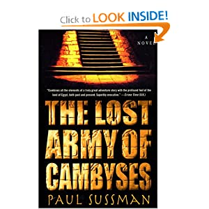 The Lost Army of Cambyses - Paul Sussman