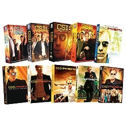 CSI: Miami - The Complete Series
