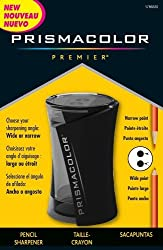 Prismacolor Premier Pencil Sharpener, Black (1786520)