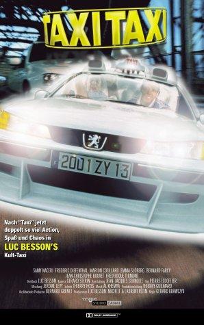 Taxi Taxi [VHS]