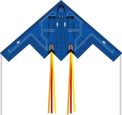 HQ Kites Delta Stealth 27