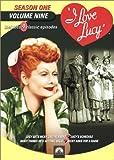 I Love Lucy: Season One, Vol. 9