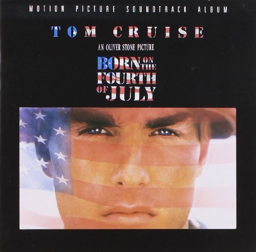 Original album cover of Born On The Fourth Of July: Motion Picture Soundtrack Album by Edie Brickell & New Bohemians