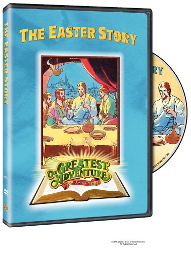 Greatest Adventures of the Bible: The Easter Story [DVD] [Region 1] [US Import] [NTSC]