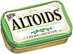 Altoids Curiously Strong Mints, Creme De Menthe, 1.76-Ounce Tins (Pack of 12)