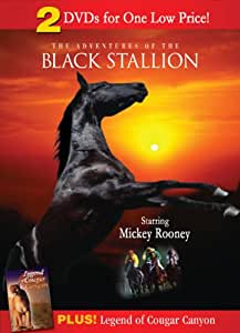 the black stallion ledgened The sequences of the story itself, the black stallion contains within it  the  island sequence also takes on elements in which the legend of alexander and.