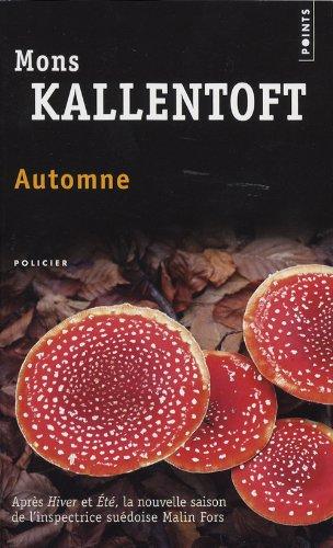 Tétralogie des Quatre Saisons. 03, automne
