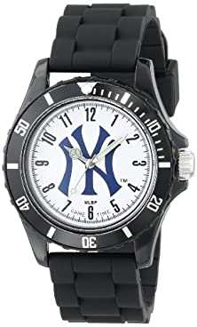 "buy Game Time Youth Mlb-Wil-Ny3 ""Wildcat"" Watch - New York Yankees - ""Pinstripe Logo"""