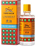 Huile Baume du Tigre 28ml Anti-Douleurs (Tiger Balm) - NaturalBalm