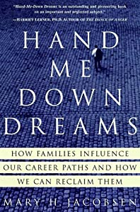 "Cover of ""Hand-Me-Down Dreams: How Famili..."