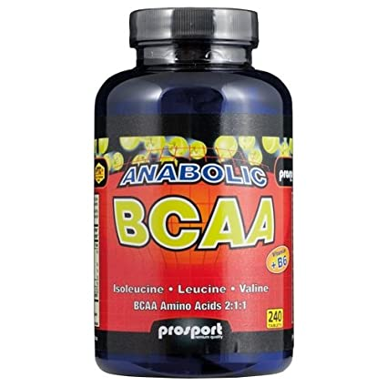 Prosport Bcaa Tabs, 230 Tabletten / 241,5g Dose