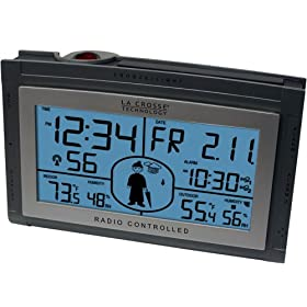 51ZTFK6R7SL. SL500 AA280  La Crosse Technology WS 9520U Wireless Projection Weather Station   $38 Shipped
