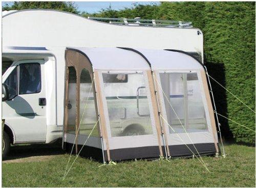 kampa rally 260 l wohnmobile markise vorzelt zelt testsieger. Black Bedroom Furniture Sets. Home Design Ideas