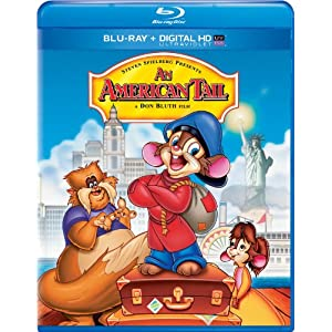 An American Tail [Blu-ray] [Import anglais]