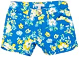 Pumpkin Patch Alice Floral Printed Girl's Shorts