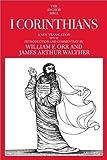 I Corinthians (Anchor Yale Bible Commentaries)