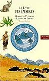 Le livre des déserts (French Edition) (2070594025) by Dumaine, Geneviève