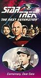 echange, troc Star Trek Next 29: Elementary Dear Data [VHS] [Import USA]