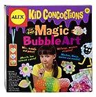 ALEX® Toys - Experimental Play Kid Concoctions Magic Bubble Art -Science Kit 962