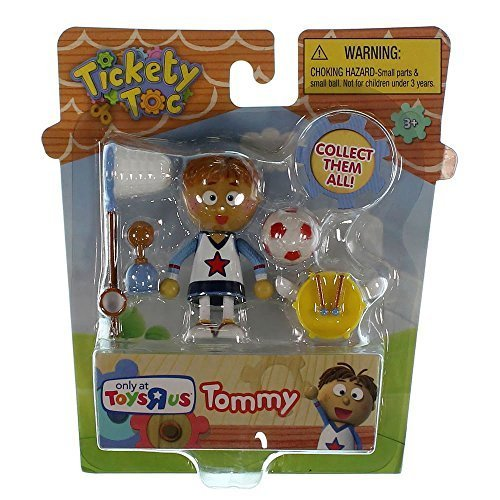 Tickety Toc Figure - Tommy by Just Play