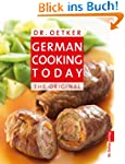 German Cooking Today: The Original
