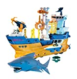 Matchbox - Mega-Rig Shark Ship