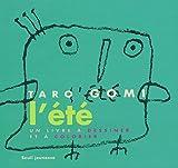 echange, troc Taro Gomi - L'Été : Un livre à dessiner et à colorier
