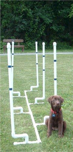 Channel Weave 6 Pole Set