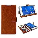 eFabrik Schutz Tasche für Sony Xperia Z3 Hülle Smartphone