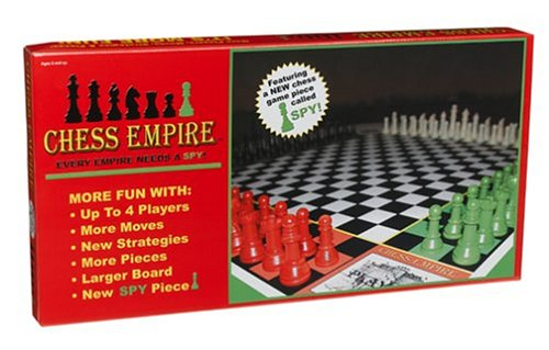 Chess Empire Board Game - Buy Chess Empire Board Game - Purchase Chess Empire Board Game (Pressman, Toys & Games,Categories,Games,Board Games,Checkers Chess & Backgammon)
