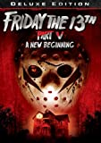 Friday the 13th Part V: A New Beginning [DVD] [1985] [Region 1] [US Import] [NTSC]