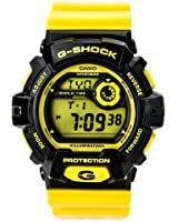 G-Shock G-8900 Crazy Color Trending Series Men's Luxury Watch - Glossy Yellow / One Size