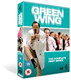 Green Wing: Series One [Region 2]