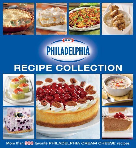 Kraft Philadelphia Ultimate Recipe Collection (Kraft Recipes compare prices)