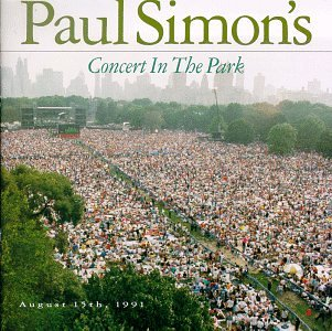 Paul Simon - Concert in the Park - Zortam Music