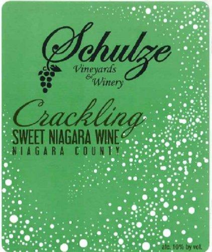 Nv Schulze Vineyards Crackling Niagara 750 Ml