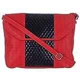 Euphoria euphoria1003 Women's Sling & Cross-Body Bag (Red, euphoria1003)