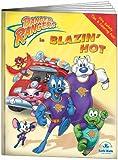 Danger Rangers in Blazin' Hot Coloring/Activity Book (Danger Rangers)